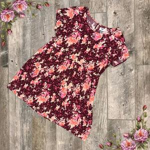 Old Navy floral dress